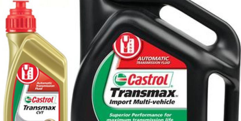 Новые масла Castrol для АКПП :: carway info